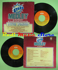 LP 45 7'' STAR SOUND Medley of Stevie Wonder It's not a miracle no cd mc dvd