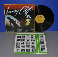 Jimmy Cliff In Concert The Best of D '76 Reprise M- OIS Vinyl LP tip-top clean