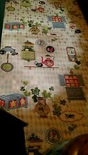 Vintage 1940s, 1950s Kitchen Wall Paper Roll