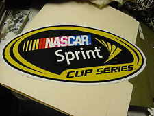 Official Nascar Sprint Cup Series  car  decal