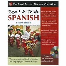Read and Think Spanish, 2nd Edition (Read & Think), Editors of Think Spanish, Th
