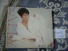 a941981 Sally Yeh  葉蒨文 葉倩文 HK WEA CD Care 關懷 Duet with Alex To 杜德偉 合唱 愛自己