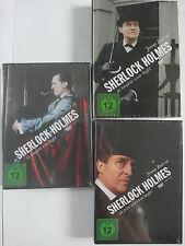 Sherlock Holmes - komplette TV Serie Jeremy Brett - alle Staffeln 1, 2, 3, 4