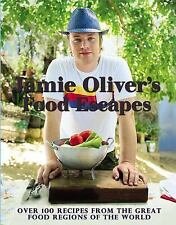 Jamie Oliver's Food Escapes: Over 100 Recipes from the Great Food Regi-ExLibrary