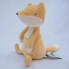 """Jellycat: NEW 6"""" Thumble Fox Plush Toy (Retired & Very Rare) Safe From Birth"""