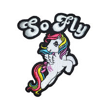 My Little Pony So Fly Rainbow Dash Iron-On Patch