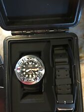 BRAND NEW Citizen 300m Professional Stainless Diver Watch Eco-Drive Ecozilla Men
