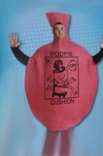 Mens Funny Bar Halloween Costume Dirty Fart Woopie Cushion Adult Whoopee NEW