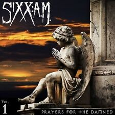 SIXX:A.M. Prayers For The Damned Vol. 1 CD BRAND NEW Nikki Sixx Motley Crue