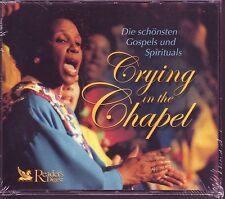 Crying in the Chapel  -  Reader's Digest   5 CD Box  OVP