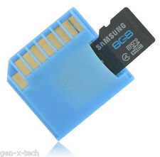 Micro SD Card Adapter for Apple MacBook Desktop - Laptop: Small, Plug & Play