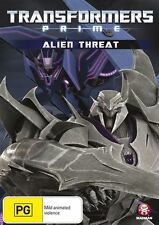 Transformers - Prime - Alien Threat : Vol 3 (DVD, 2012)