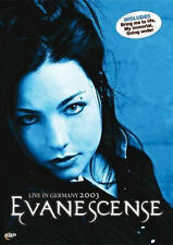 EVANESCENSE Live in Germany 2003 - New Original DVD