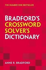 BRADFORD CROSSWORD SOLVER's DICTIONARY ***BRAND NEW*** #1 Best Seller!