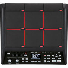Roland SPD-SX Sampling Percussion MIDI USB Electronic Drum Pad w/ Power Supply