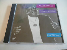 Count Basie & his Orchestra - I Told You So, CD