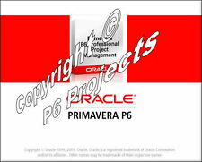 Oracle Primavera P6 PPM v7 software +Manuals + FREE 30 Days Support +TOP reviews