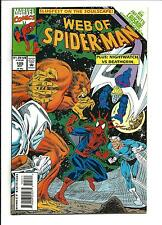 WEB OF SPIDER-MAN # 105 (Infinity Crusade Crossover, OCT 1993), NM