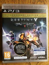 Destiny The Taken King Legendary Edition - PS3 New Factory Sealed!