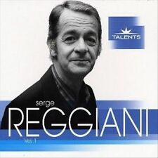 Serge Reggiani-Talents Vol 1  CD NEW