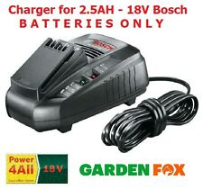 Bosch AL1830CV GREEN Tool PowerALL 2.5AH only 18V BATTERY CHARGER 2607224967 547