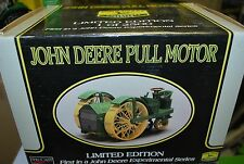 1/16 John Deere pull moror experimental tractor by Spec Cast, hard to find