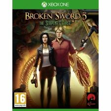 Broken Sword 5: The Serpent's Curse Xbox One NEW SEALED FAST DISPATCH