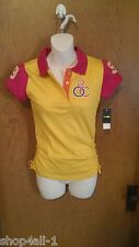 Rocawear Polo Button Front Side Ties T-Shirt Top Girls XLarge 16 $28.00 Cute