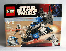 LEGO Star Wars Imperial Dropship Set 7667 Shadow Trooper NEW SEALED  RARE!