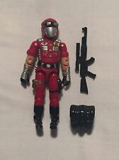 GIJoe Convention Exclusive Crimson Strike Team Viper (Crimson Not Fuchsia)