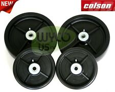 DECK WHEEL KIT, JOHN DEERE TRACTORS, MODELS 425 445 455 755 855 955, NEW