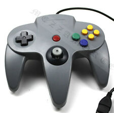 USB Retro Gaming Controller Gamepad N64 Style Pad For PC Laptop Or MAC