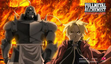 Fullmetal Alchemist Card Playing Mat Anime NEW