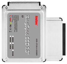 128GB KingSpec 1.8-inch IDE CF 50-pin SSD Solid State Disk (MLC)