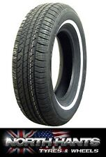 2257515 225/75R15 225/75X15 VENEZIA 18MM WHITEWALL CADILLAC TYRE USA MOPAR TYRE