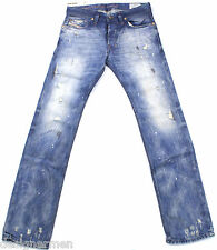 BRAND NEW DIESEL SAFADO 0886P JEANS 29X32 886P REGULAR SLIM STRAIGHT FIT
