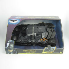 New in Box DC Batman Car Dark Knight Batmobile Tumbler Vehicle Toy Figure 8.3 in