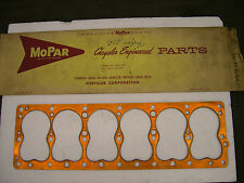 Chrysler/Mopar head gasket #1326318, fits flathead 6 cylinder engine