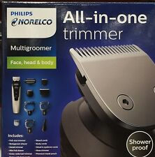 PHILIPS Norelco Multigroom Trimmer QG3398 NEW