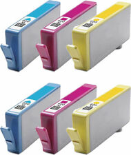 *6 Pack New 920XL Ink Combo Fits HP Officejet 7000 6000 6500