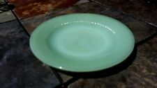 Fire King Jadeite Jadite: Jane Ray Saucer