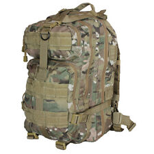 NEW - 3-Day Military Tactical Assault MOLLE Backpack - GENUINE MULTICAM CAMO