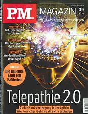 P.M. Magazin, Heft 9, September 2014 +++ wie neu +++