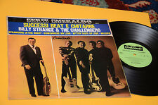 BILLY STRANGE & THE CHALLENGERS LP BEAT E CHITARRE 1°ST ORIG ITALY 1967 EX