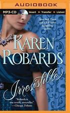 Banning Sisters Trilogy Ser.: Irresistible 2 by Karen Robards (2015, MP3 CD,...
