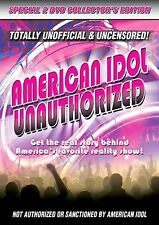 American Idol - Unauthorized (DVD, 2007)