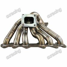 CXRacing T4 Turbo Manifold For 93-98 Toyota Supra / Lexus 2JZ-GTE Motor