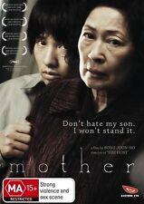 Mother (DVD, 2010)-REGION 4-Brand new-Free postage