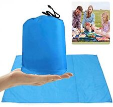 LIVEHITOP Pocket Picnic Blanket Beach Mat Large Waterproof Sand Proof, Portable