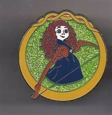 Disney Brave - Young Princess Merida Pin with Bow # 102768 - New on Card